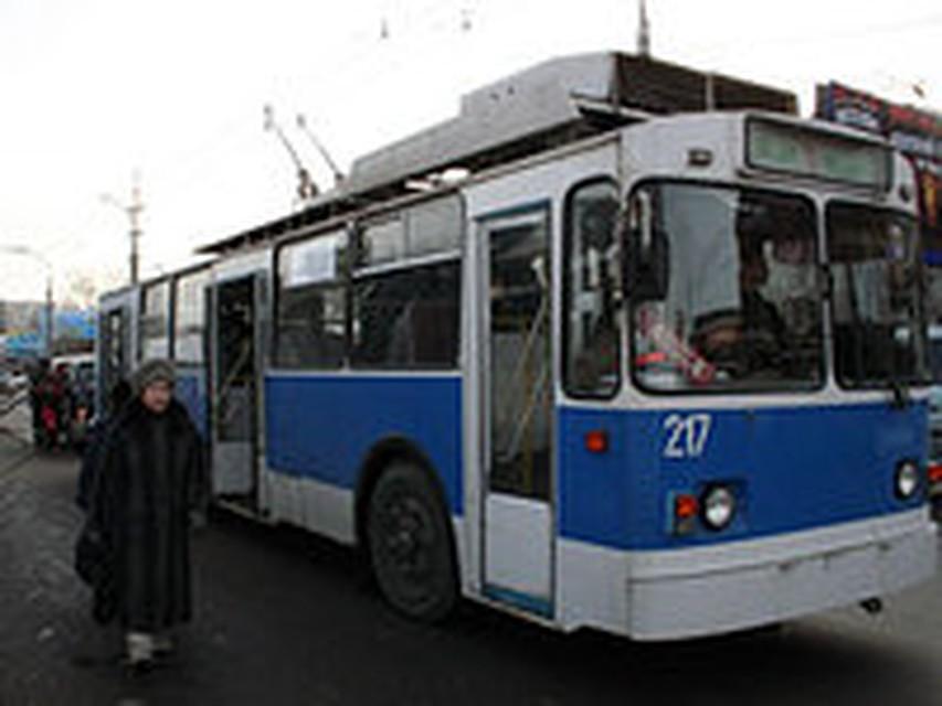 маршрут троллейбусов в иркутске популярностью пользуются