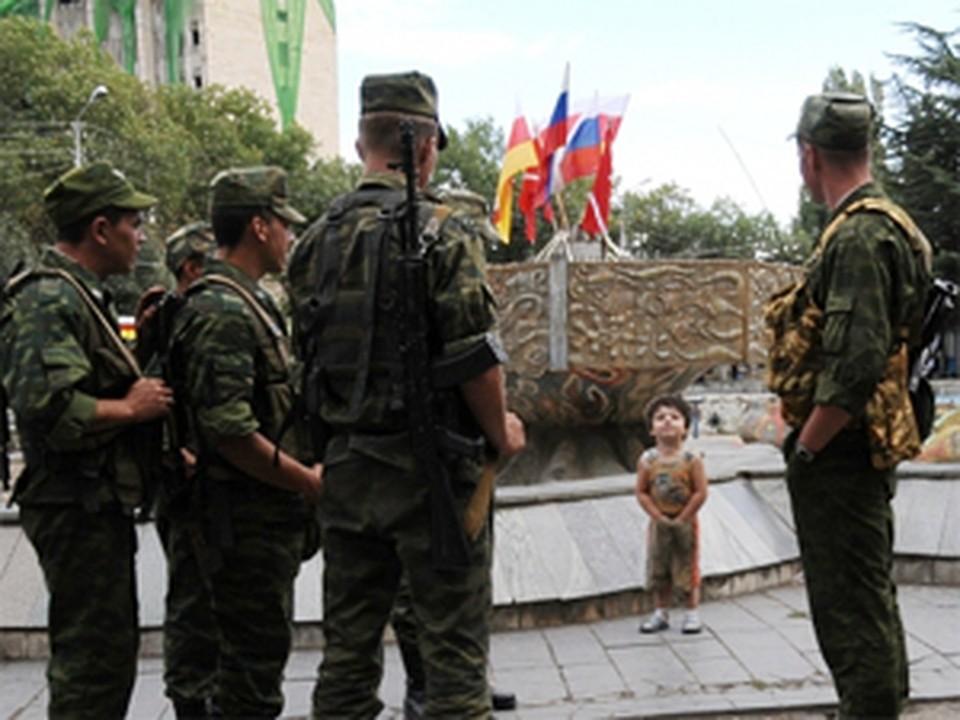 Грузия развязала войну в 2008 году, чтобы попасть в НАТО