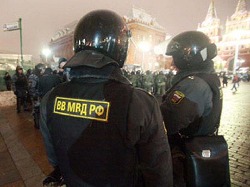 Площади в центре Москвы взяты под охрану