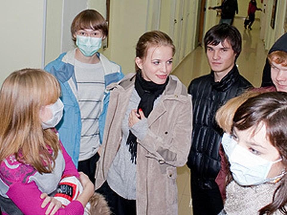 Школьники Приморья уходят на внеплановые каникулы