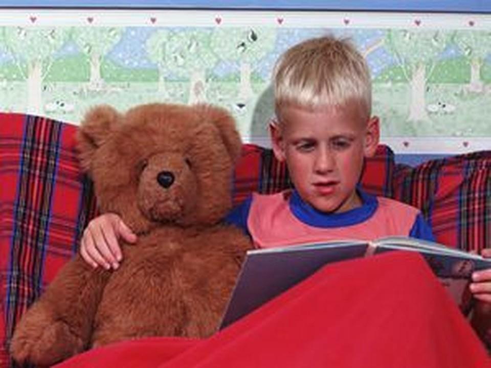 Детей нужно приучать к книге с детства.