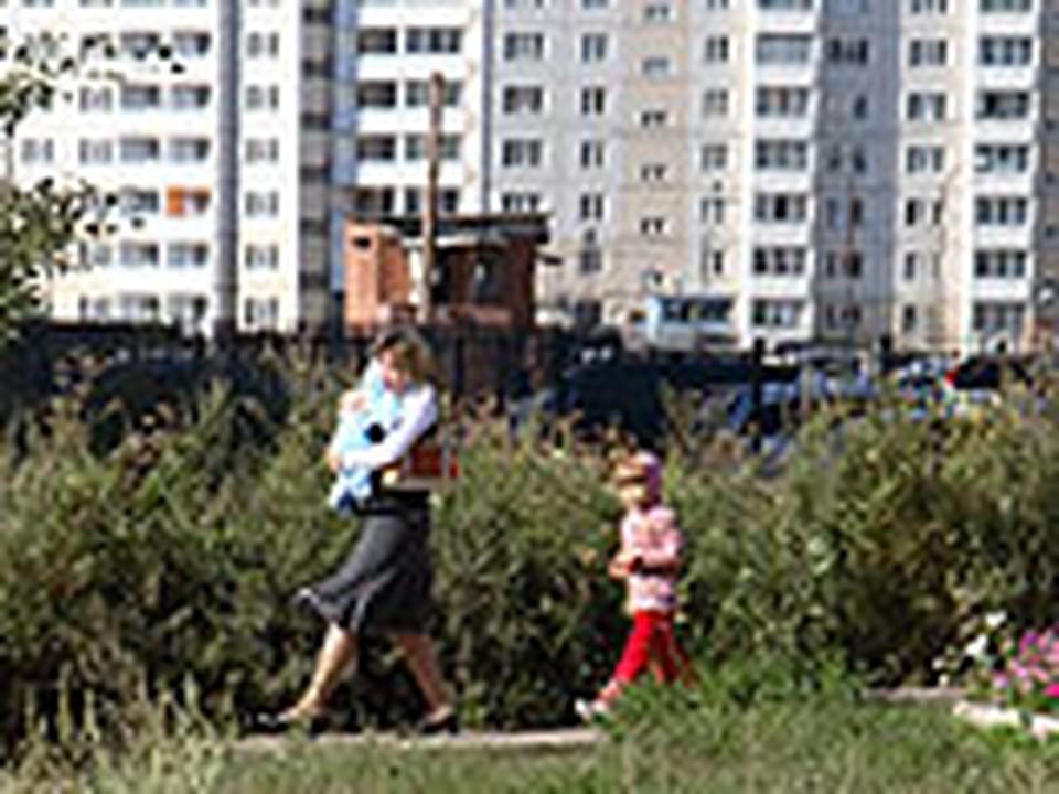 Самые опасные дома - из кирпича. К сожалению, именно их в Красноярске большинство