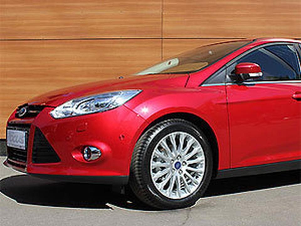 Производство обновлённого Форд Фокус 3 в России начнётся в июле этого года