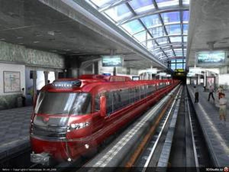 Омичи подождут метро до 2016 года