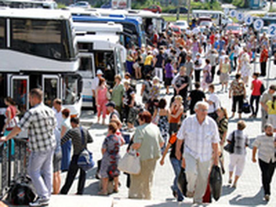 В Челябинске закрылся Южный автовокзал