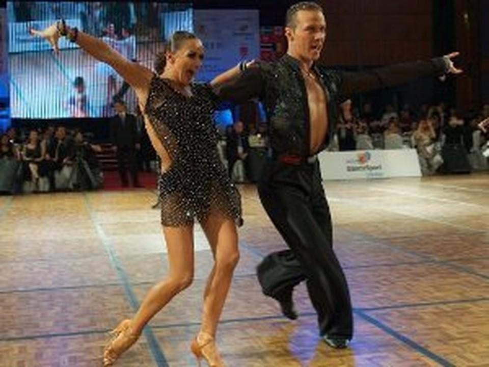Анна Кузьминская и Андрей Зайцев стали победителями турнира в Чехии.