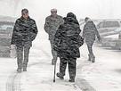 Ледяной дождь не сорвал работу аэропортов