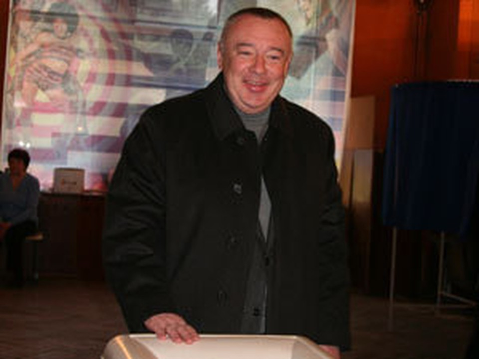 За кандидатуру Чуба с Совфед проголосовали 20 депутатов Мурманской обладумы, против - 14.
