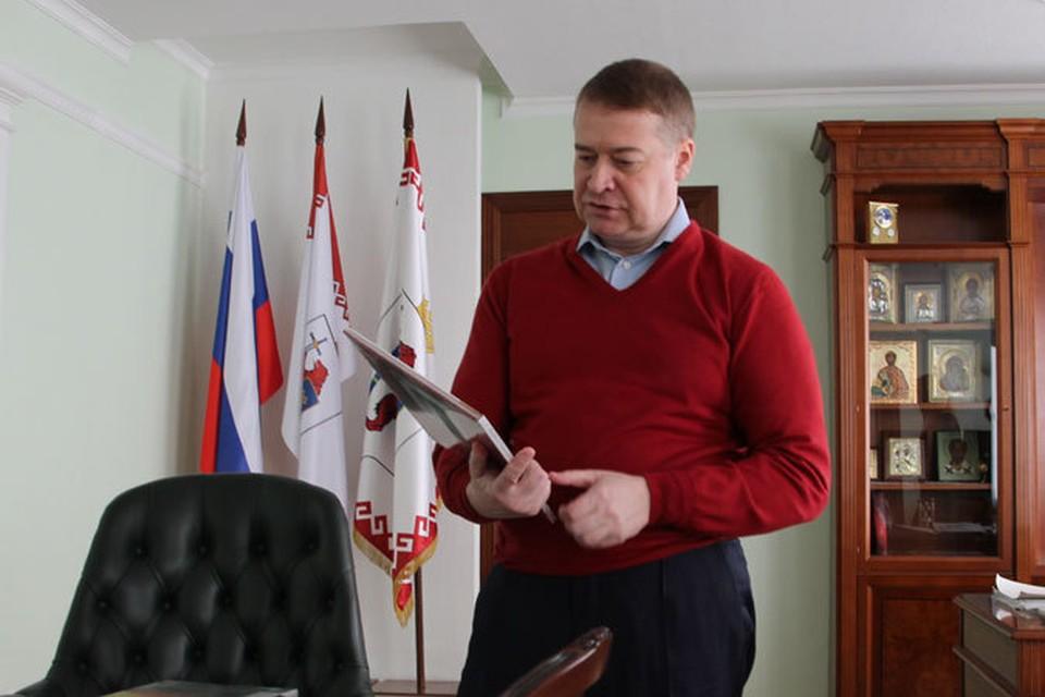 «Комсомолка» встретилась с главой республики Марий Эл