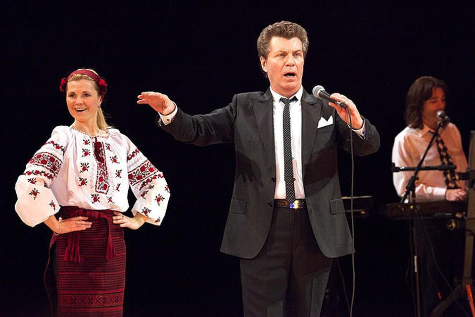 Ярослав Евдокимов - всегда желанный гость на самарской сцене