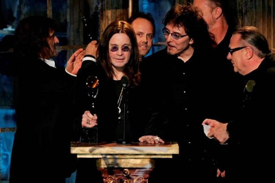 Black Sabbath не приедет в Россию из-за болезни гитариста