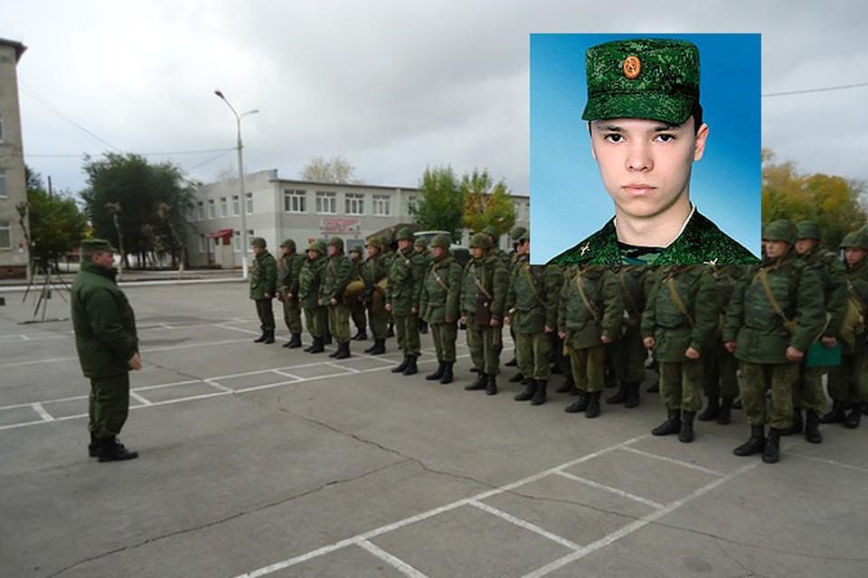 Марата Тузбакова призвали служить в декабре прошлого года, но уже через пару месяцев парень угодил в больницу