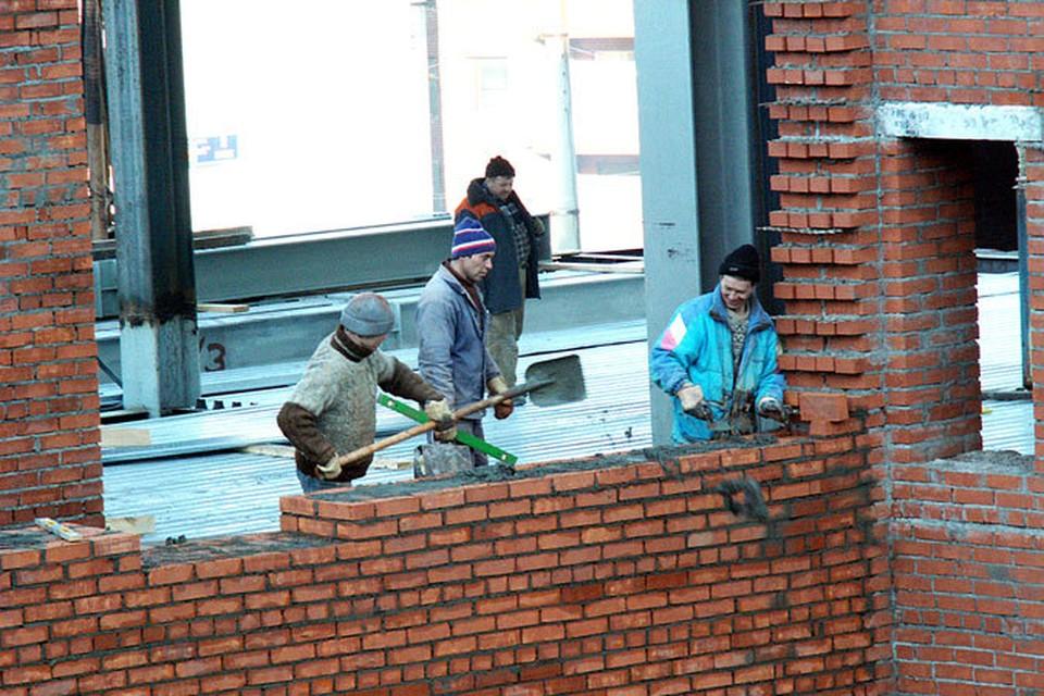 С начала года в строительной сфере Заполярья выполнено работ на 4,6 миллиарда рублей.