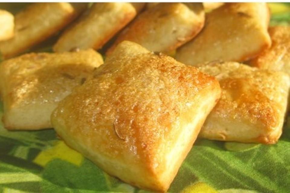 слоеное печенье рецепт с фото
