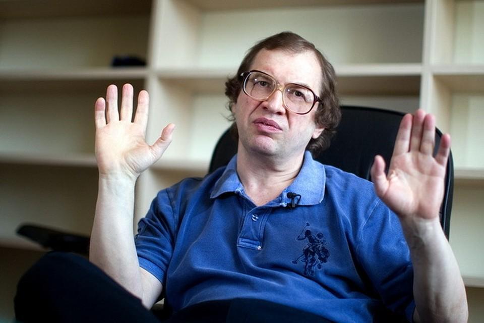 Сергей Мавроди уверяет, что хотел раздать добро вкладчикам.