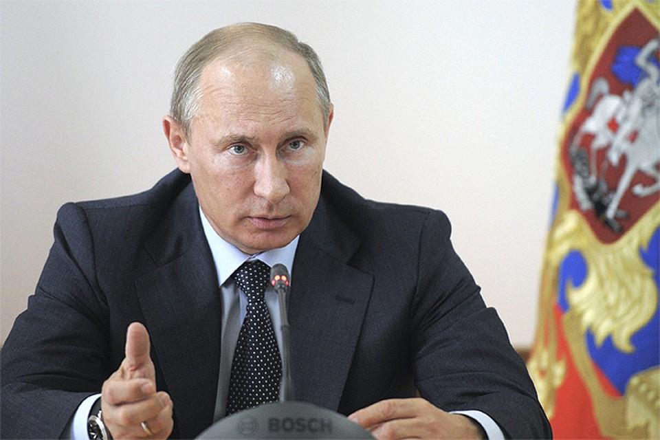 Владимир Путин провел совещание по реализации госпрограммы вооружения