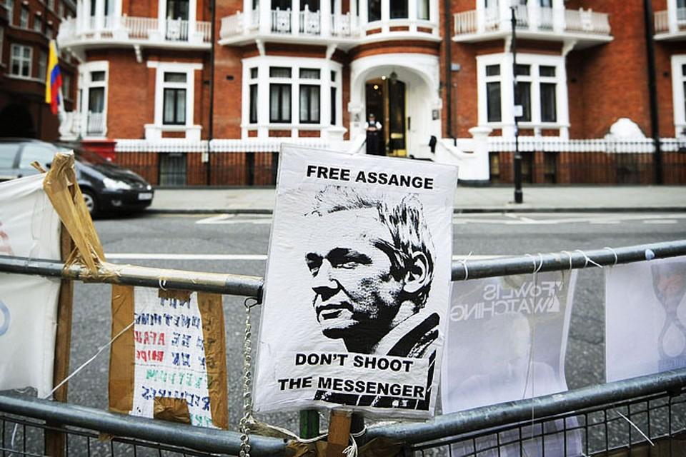 Британская полиция не планирует в четверг «брать штурмом» посольство Эквадора, где укрывается основатель WikiLeaks Джулиана Ассанжа.