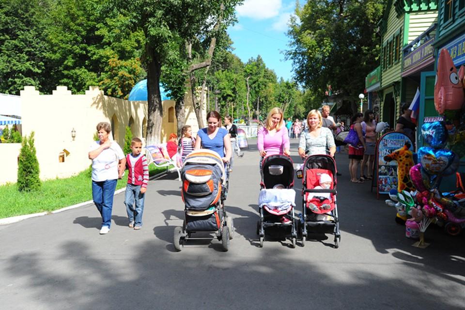 Парку имени Горького исполняется 208 лет! Всех гостей в этот день ждет праздничная программа.