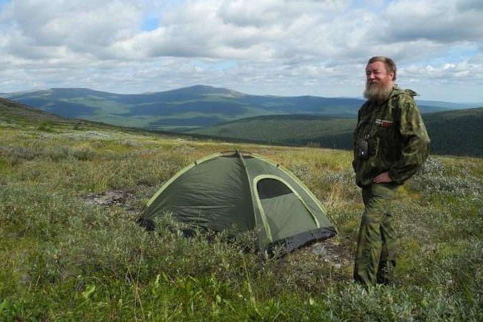 Наши корреспонденты установили свою палатку на той же площадке.