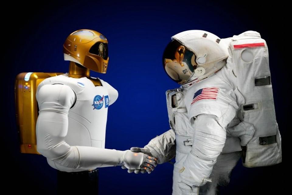 nasa humanoid robot - 790×444