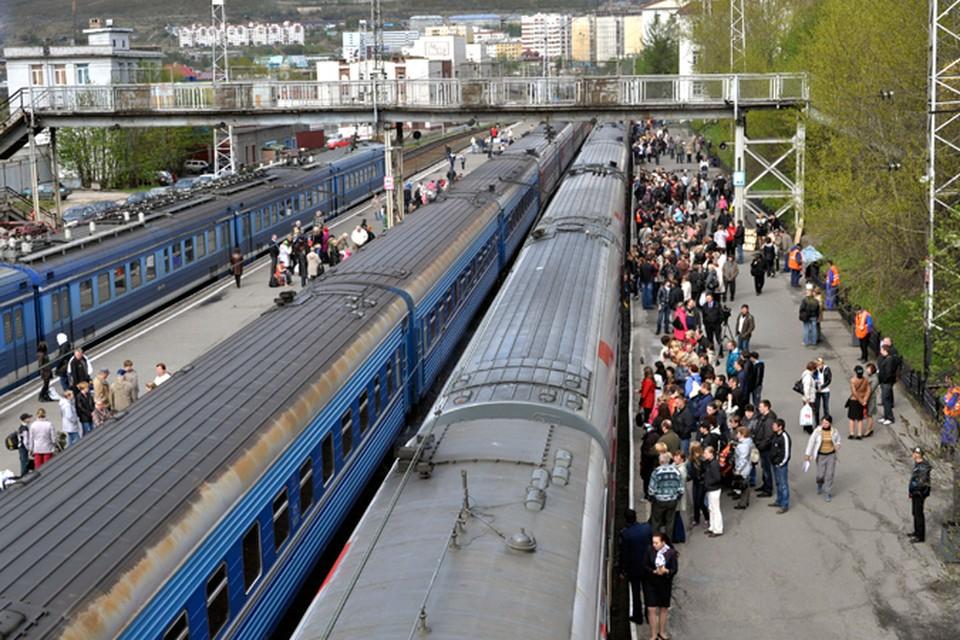 Горожане будут только рады, если как и предлагают чиновники, мурманский вокзал превратится в современный комплекс.