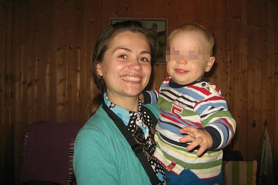 У мурманчанки Анны Медведевой остался маленький сын Захар