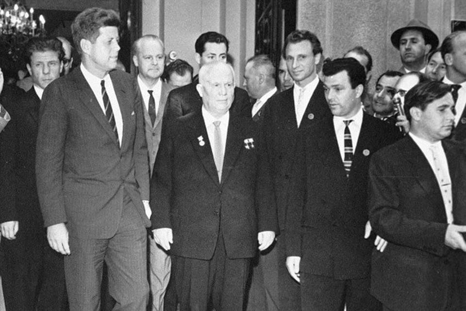 Обнародована речь Кеннеди на случай третьей мировой войны