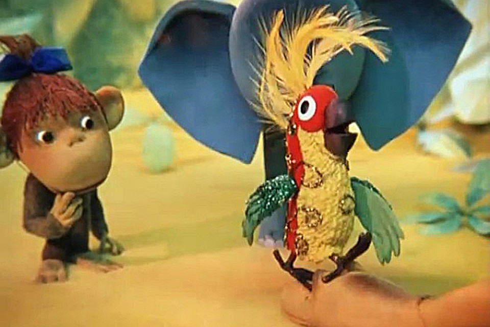 сожалению, картинка как попугай измеряет удава терпеть может