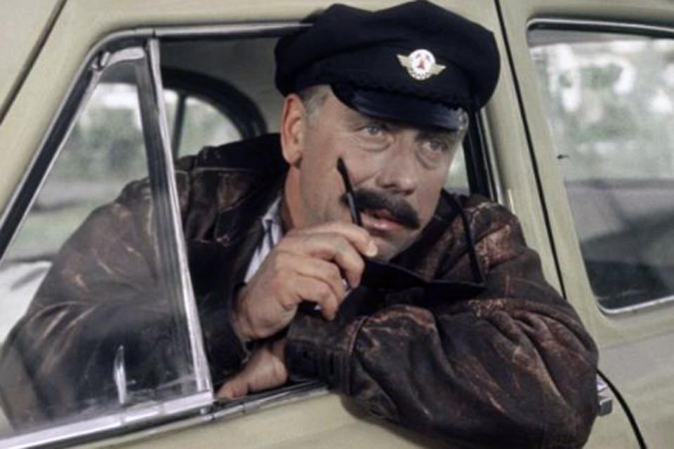 «Кто заказывал такси на Дубровку?» Многие из реплик актера стали крылатыми.