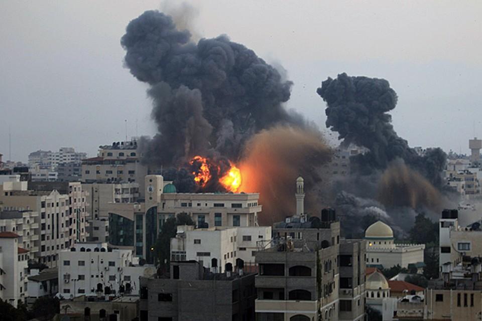 Стрелять по Газе – безопаснее маневров, безопаснее стрельбищ