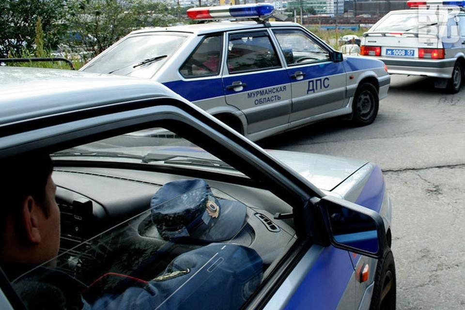 Водитель «Нивы» вынудил инспекторов применить огнестрельное оружие.