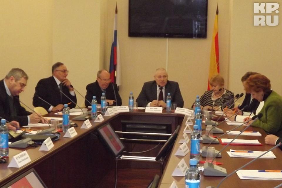 Общественная палата нового созыва собралась на первое заседание