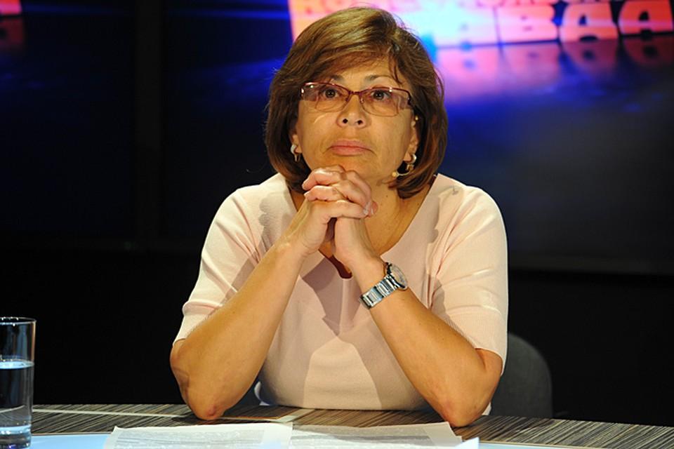 Ирина Роднина в интервью «КП» прокомментировала «Марш против подлецов»