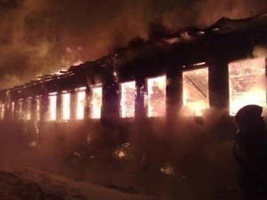 Все пожары в домах престарелых магаданский дом престарелых