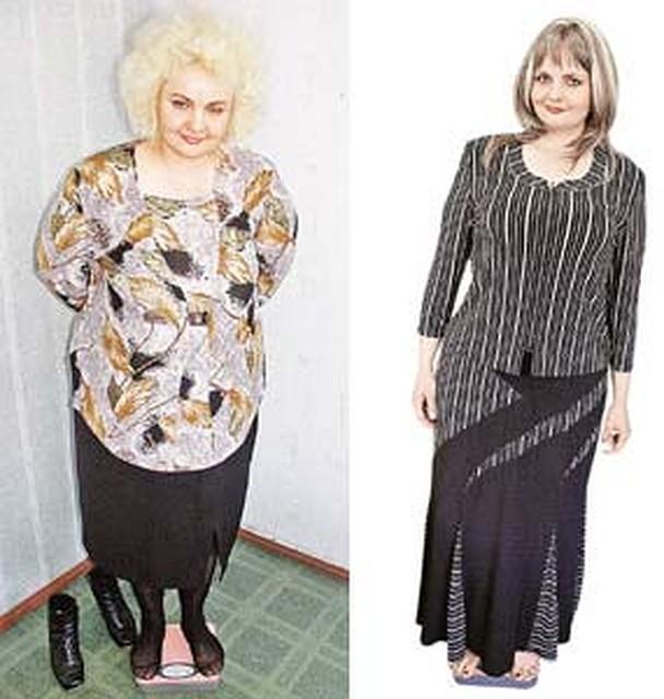 кремлевская диета фото до и после