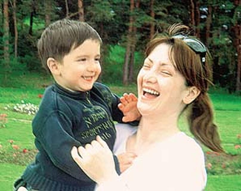 Только русское только на русском языке мама сын