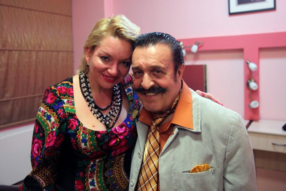 Жанна Прохорихина хорошо спелась с Вилли Токаревым.