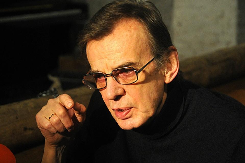 Актер Георгий Тараторкин