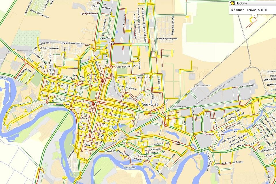 одной них подробная карта города краснодара с улицами фото хорошо растет сухих