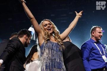 На «Евровидении-2013» Ланскую засудил Киркоров