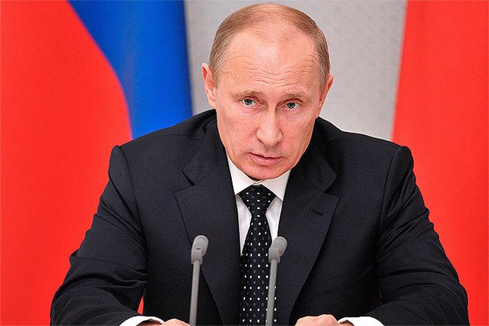 Путин поручил решить проблему аварийного жилья