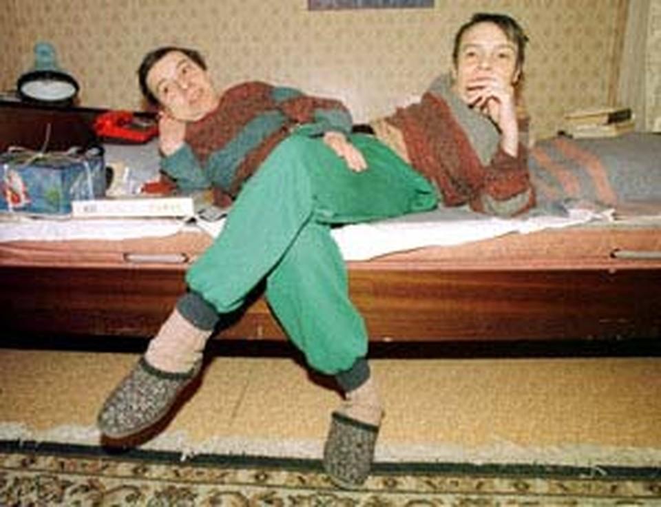 Сестер Кривошляповых нельзя было разделить из-за общей кровеносной системы.