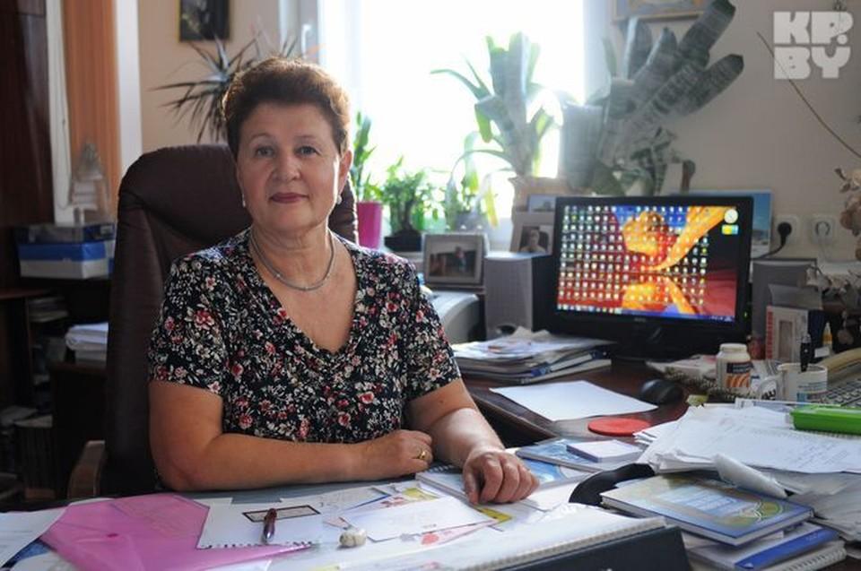 """Ольга Алейникова рассказала """"Комсомолке"""" про главную проблему белорусской онкологии и как ей удается снимать стресс."""