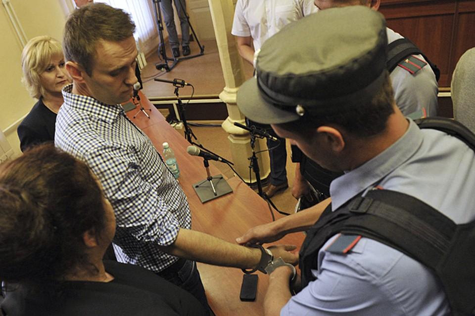 Навальный вообще был средний из так называемых болотных вождей