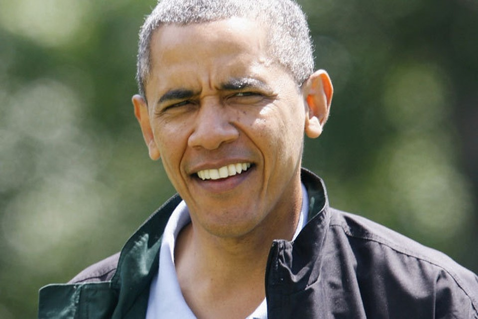 Барак Обама прилетит на саммит в Санкт-Петербург