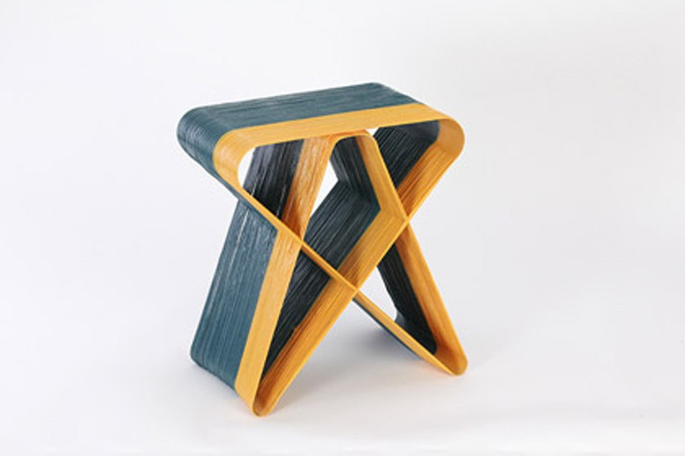 3D-принтер приспособили для создания мебели