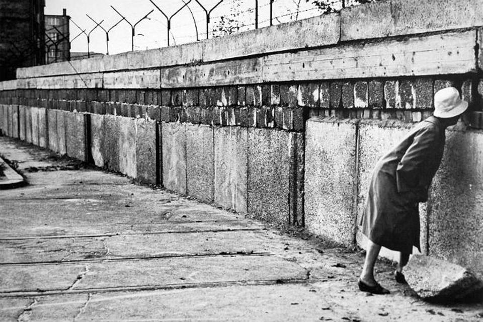 5 интересных фактов о Берлинской стене