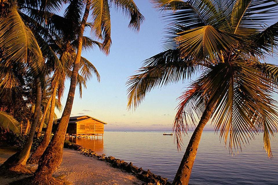 Легенда гласит, что имя стране Гондурас дал Христофор Колумб.
