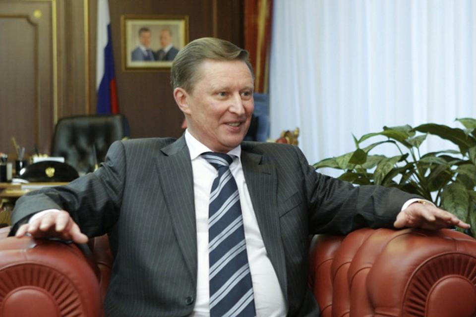 Глава администрации президента России Сергей Иванов
