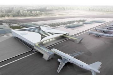 На проект аэровокзала в Сабуровке архитекторов вдохновила саратовская гармошка